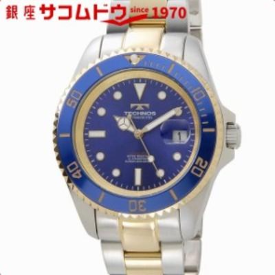 テクノス TECHNOS 腕時計 TSM402TN メンズ [4589911853258-TSM402TN]