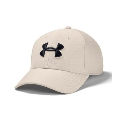 アンダーアーマー 帽子 アクセサリー メンズ Men's Blitzing 3.0 Cap Highland Tan