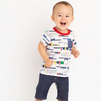 MIKIHOUSE【ミキハウス】Tシャツ5800【10,800円以上で送料無料(国内)】