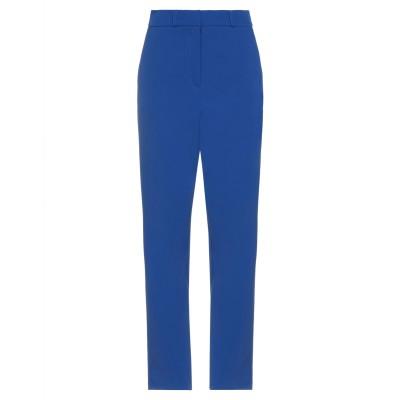 ACTUALEE パンツ ブルー 40 ポリエステル 89% / ポリウレタン 11% パンツ