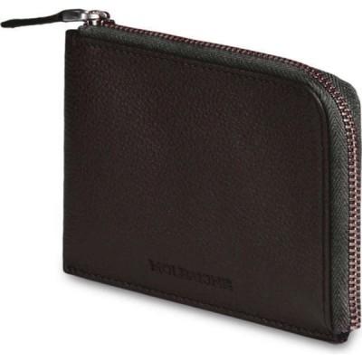 モレスキン Moleskine メンズ 財布 brown lineage leather smart wallet Brown