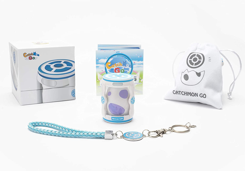 【MEGACOM官方】MIT 自動抓寶神器 『抓寶夢』一鍵重連 比 寶可夢 Pokemon Go Plus 手環 更好用 單帳號