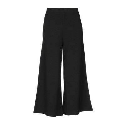 CHARLI パンツ ブラック XS レーヨン 63% / ナイロン 37% パンツ
