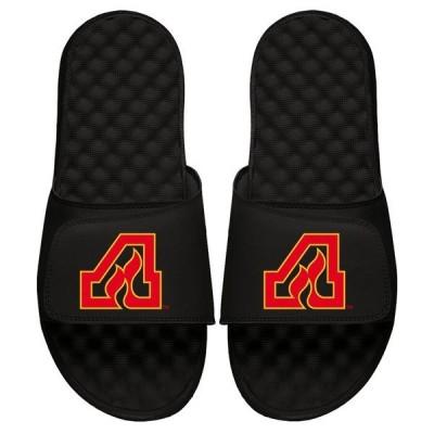 アイスライド レディース サンダル シューズ Atlanta Flames ISlide Vintage Logo Slide Sandals