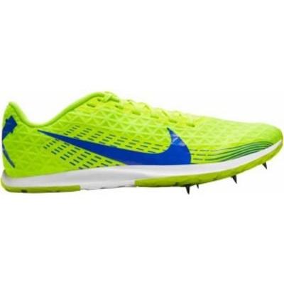 ナイキ レディース スニーカー シューズ Nike Zoom Rival XC Cross Country Shoes Green/Blue