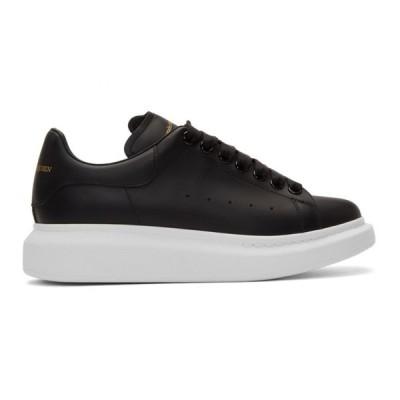 アレキサンダー マックイーン Alexander McQueen レディース スニーカー シューズ・靴 Black Oversized Sneakers Black
