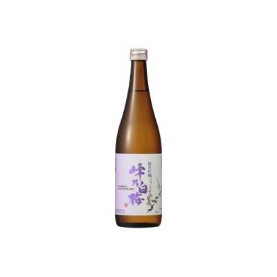 峰乃白梅 純米吟醸酒 720ml 正規取扱店 日本酒 新潟