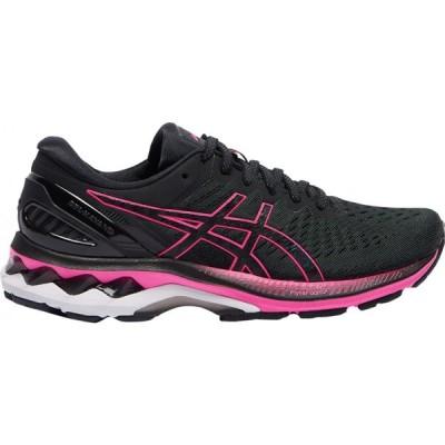 アシックス ASICS レディース ランニング・ウォーキング シューズ・靴 GEL-Kayano 27 Black/Pink Glo