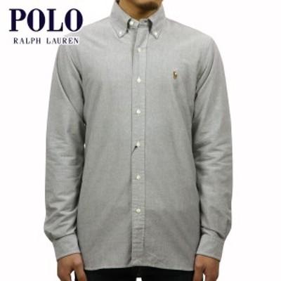 ポロ ラルフローレン シャツ メンズ 正規品 POLO RALPH LAUREN 長袖シャツ  Classic-Fit Oxford Shirt 父の日 ギフト プレゼント ラッピ