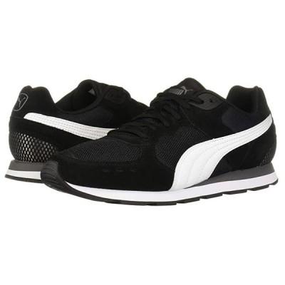 プーマ Vista メンズ スニーカー 靴 シューズ Puma Black/Puma White/Charcoal Gray