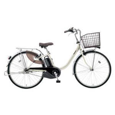 パナソニック Panasonic 電動アシスト自転車 VIVI・L ウォームシルバー BE-ELL632S [3段変速 /26インチ] ウォームシルバー BE_ELL632S
