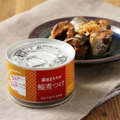 STIフードホールディングス【LOHACO限定】醤油まろやか 鰯煮つけ 国産千切り生姜使用 1缶
