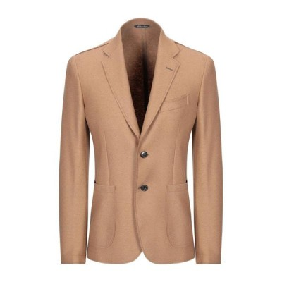 BRIAN DALES テーラードジャケット  メンズファッション  ジャケット  テーラード、ブレザー キャメル