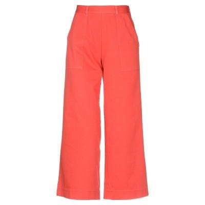 DOUUOD パンツ 赤茶色 42 コットン 100% パンツ