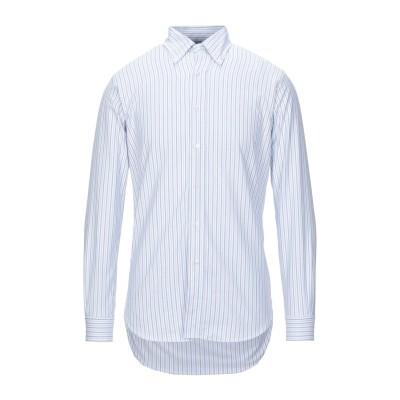 ブルックス ブラザーズ BROOKS BROTHERS シャツ スカイブルー 15 ½ スーピマ® 100% シャツ