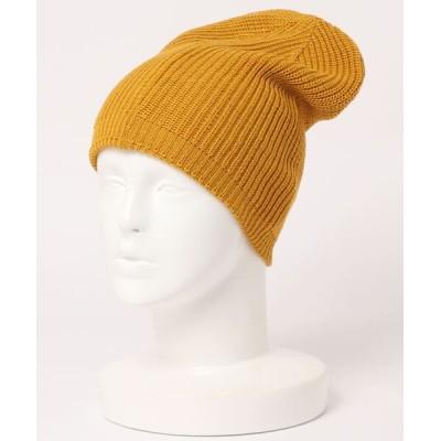 realize / 【w】【it】【LW】コットンニットキャップ - COTTON KNIT CAP WOMEN 帽子 > ニットキャップ/ビーニー