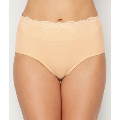バリ Bali レディース ショーツのみ インナー・下着 smooth passion for comfort lace brief Soft Taupe