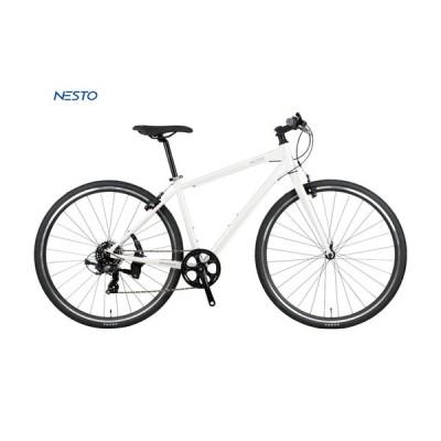 (店舗受取送料割引)ネスト(NESTO) VACANZE 2(バカンゼ2)(1x7s)クロスバイク