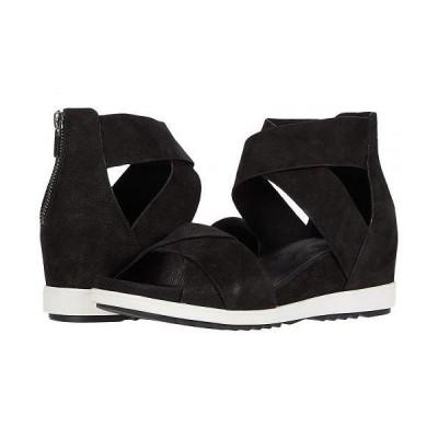 Eileen Fisher アイリーンフィッシャー レディース 女性用 シューズ 靴 ヒール Viv - Black Nubuck