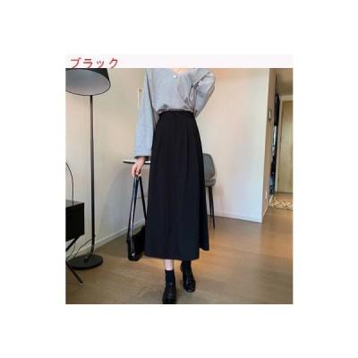 【送料無料】スーツスカート 女 アーリー 秋 韓国風 ルース ハイウエスト 着やせ | 364331_A63385-5328839