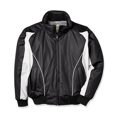 [エスエスケイ] コート ベースボールウェア フロントフルZIP中綿蓄熱Gコート[ジュニア] ボーイズ BWG1002J ブラッ?