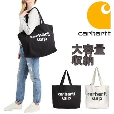 CARHARTT WIP カーハート トートバッグ BRONC TOTE LARGE キャンバス トートバッグ 通勤 通学 大容量 ユニセックス