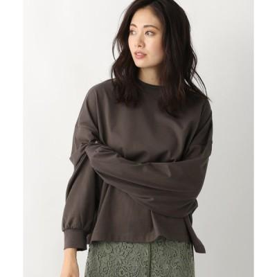 tシャツ Tシャツ コットンオーバーサイズロンT922511