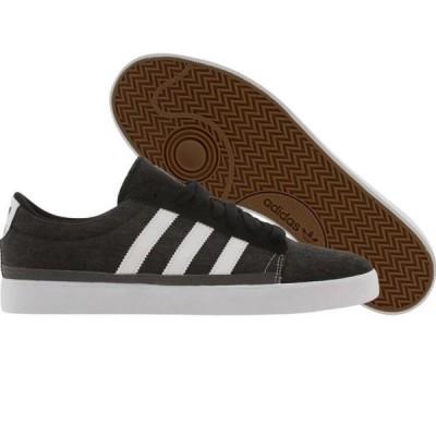 ユニセックス スニーカー シューズ Adidas Skate Rayado Low (black / runninwhite / medium cinder)
