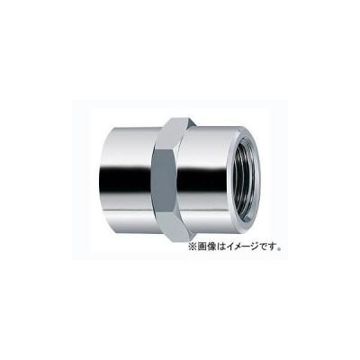 カクダイ 六角ソケット(クローム) 品番:613-351-13 JAN:4972353019144