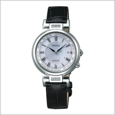セイコー エクセリーヌ SEIKO EXCELINE 電波 ソーラー 電波時計 腕時計 レディース ペアウォッチ SWCW109 お取り寄せ商品 正規品