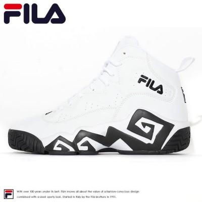 FILA フィラ スニーカー NBA ジャマール・マッシュバーン シグネーチャーモデル MB (FHE102)