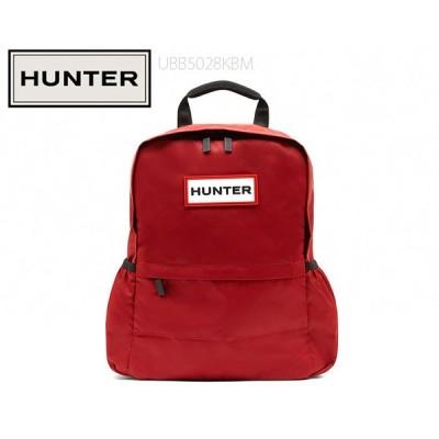 ハンター HUNTER オリジナル ナイロン スモール バックパック 国内正規品  メンズ レディース バッグ かばん ミリタリーレッド UBB5028KBM-MLR