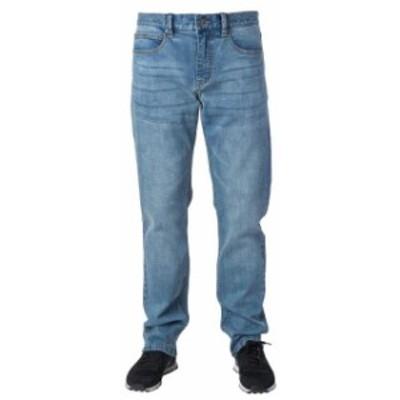 rip-curl リップ カール ファッション 男性用ウェア ズボン rip-curl straight-salt-blue