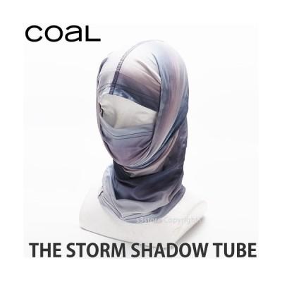 コール ザストームシャドウ チューブ COAL THE STORM SHADOW TUBE スノーボード バラクラバ SNOW カラー:MISTY TREES サイズ:OS
