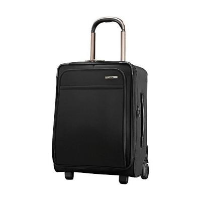 Hartmann Domestic Carry On Expandable Upright, Deep Black, One Size(並行輸入品)
