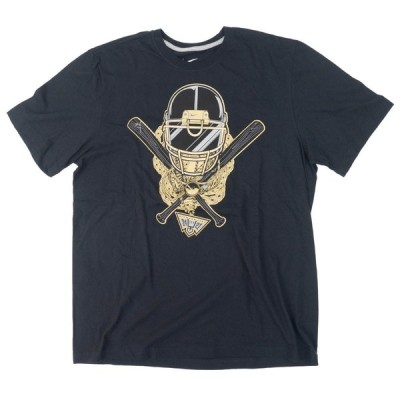 NFL ディオン・サンダース Tシャツ ベースボール フットボール ナイキ/Nike ブラック【OCSL】