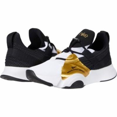 ナイキ Nike レディース シューズ・靴 SuperRep Groove White/Black/Metallic Gold Coin/Black