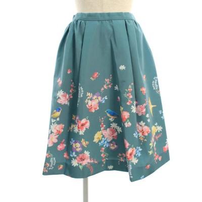 チェスティ スカート フラワーモチーフ 花柄 1
