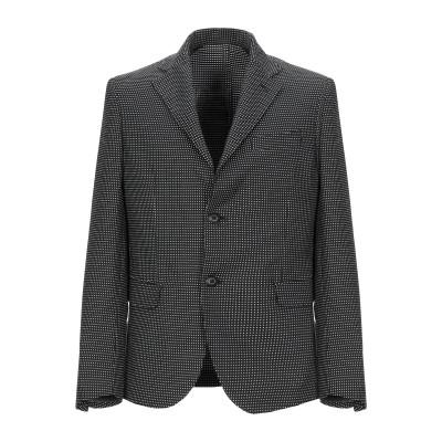 MARCIANO テーラードジャケット ブラック 50 コットン 100% テーラードジャケット
