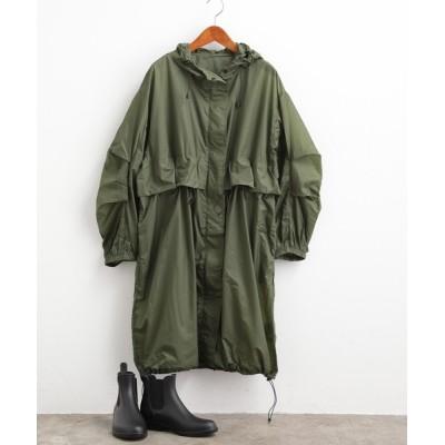 ViS / シアーモッズレインコート WOMEN ファッション雑貨 > レインコート/ポンチョ