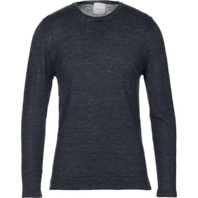 ベルウッド BELLWOOD メンズ ニット・セーター トップス sweater Blue