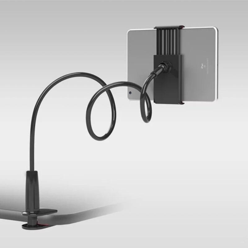 【平板、手機兩用】二合一 懶人支架 螺旋式 追劇 直播 神器 平板支架 手機支架 手機架 iPad iPhone 平板架