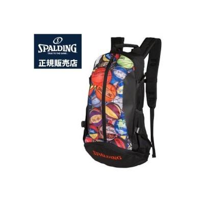 【正規販売店】スポルディング バスケットボール バッグ ケイジャー CAGER マルチボール 40-007MLB リュック
