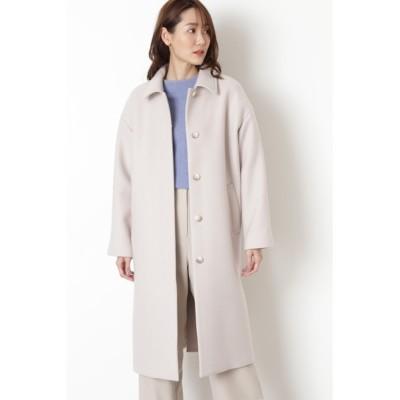 NATURAL BEAUTY BASIC / FAbRICA ステンカラーコート WOMEN ジャケット/アウター > ステンカラーコート
