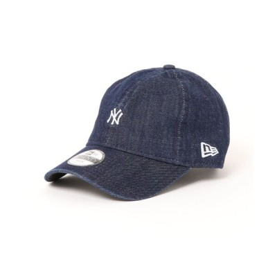 OVERRIDE / 【NEW ERA】YTH920 NYY 2TONE STRAP / 【ニューエラ】キャップ オーバーライド KIDS 帽子 > キャップ