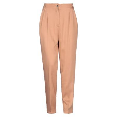 TWINSET UNDERWEAR パンツ キャメル XS レーヨン 100% パンツ