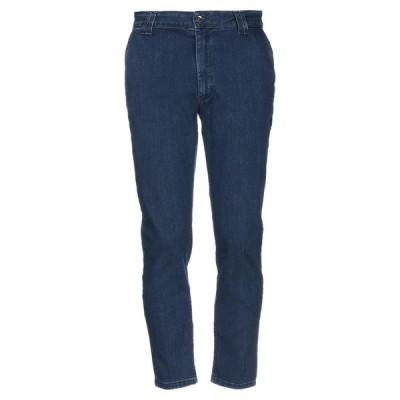 KLIXS ジーンズ ファッション  メンズファッション  ボトムス、パンツ  ジーンズ、デニム ブルー