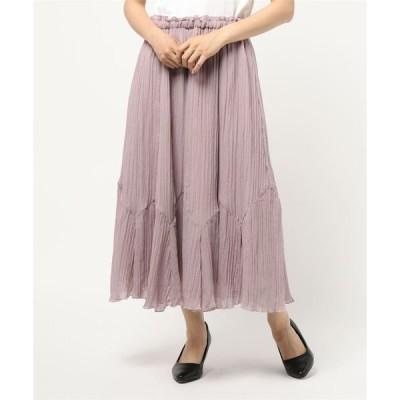 スカート 変形切り替えスカート