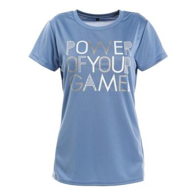 PACIFICウェア ドライ スルー 半袖Tシャツ PT20FW661 LBLUライトブルー