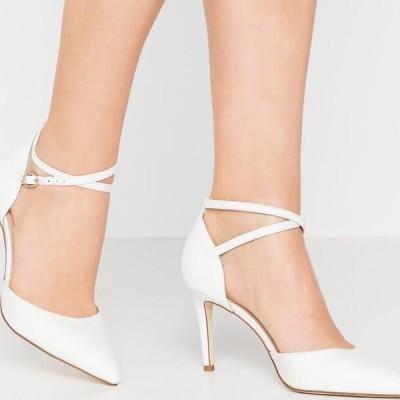 アンナフィールド レディース 靴 シューズ LEATHER PUMPS - High heels - white
